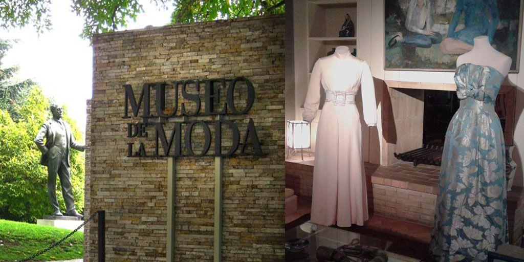 Actividad en Comunidad Adultos Museo de la Moda - Miércoles 15 de noviembre 2017