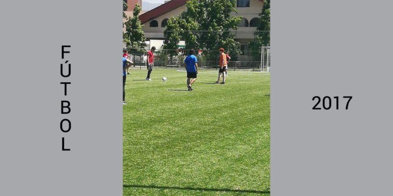 Campeonato de Fútbol - Viernes 24 noviembre 2017