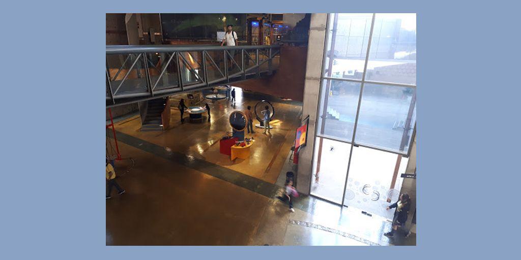 Museo Interactivo Mirador - Miércoles 17 de abril 2018