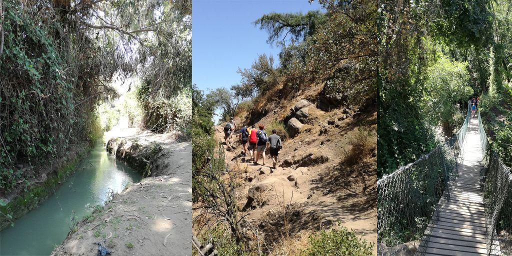 Parque Nacional Aguas de Ramón - Viernes 19 de enero 2018
