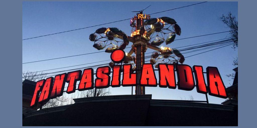 Paseo a Fantasilandia - Viernes 12 de enero 2018
