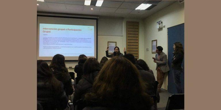 Presentación en Hospital DR. Sótero del Río - Miércoles 22 de mayo 2019