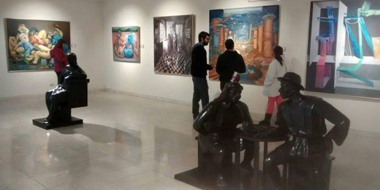 Salida Museo Ralli - Viernes 22 de mayo 2015